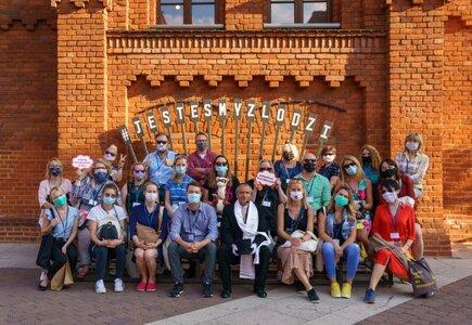 Po raz kolejny meeting plannerzy na zaproszenie Łódź Convention Bureau odwiedzili Łódź. Fot. Bartko Dębkowski, Kreatyw Media