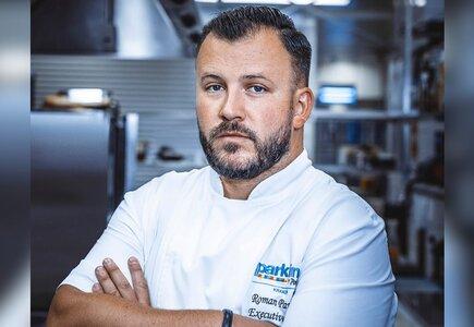 Roman Pawlik, szefa kuchni krakowskich hoteli Radisson Blu i Park Inn by Radisson