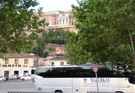 Mazurkas Transport w Toledo