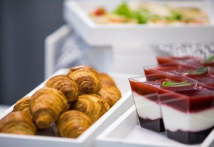 Catering podczas MP Fast Date®  serwowała Polska Grupa Cateringowa