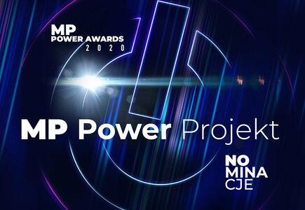 W ramach MP Power Awards® nagradzane są projekty (MP Power Projekt), obiekty (MP Power Venue), produkty (MP Power Produkt) oraz najbardziej wpływowe osoby w branży (MP Power 12). Konkursem towarzyszącym jest Kreatywny Roku Branży Eventowej