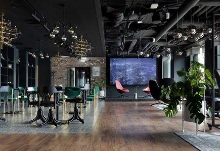 Chmielna 73: Trend House - Living Room