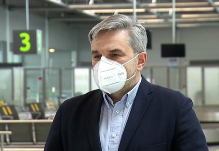 Artur Tomasik, prezes zarządu Związku Regionalnych Portów Lotniczych oraz Katowice Airport: Minie kilka lat, zanim porty lotnicze odbudują ruch pasażerski i powrócą do kondycji finansowej sprzed pandemii