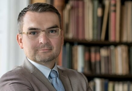 Marcin Różycki, wiceprezes Polskiej Organizacji Turystycznej. fot. FB