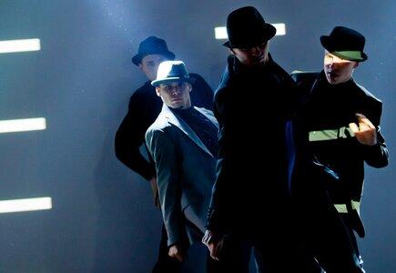 FNF Dance Studio, tancerze