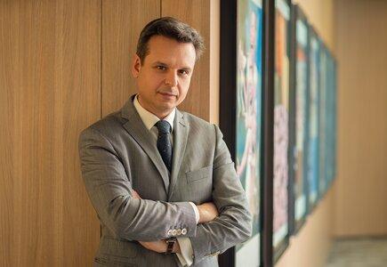 Dimitris Raptis, CEO Globalworth Group