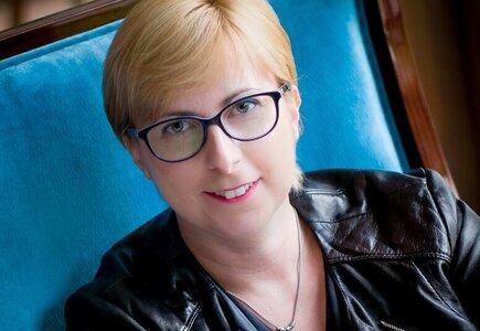 Aneta Książek,  sekcja Poland Convention Bureau, Polska Organizacja Turystyczna